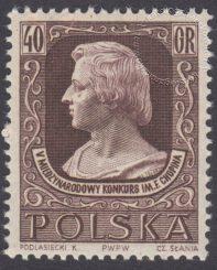 V Międzynarodowy konkurs Pianistyczny im. Fryderyka Chopina - 759