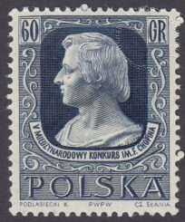 V Międzynarodowy konkurs Pianistyczny im. Fryderyka Chopina - 760