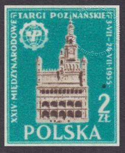 VI Ogólnopolska Wystawa Filatelistyczna w Poznaniu - 784