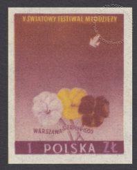 Międzynarodowa Wystawa Filatelistyczna w Warszawie - 796