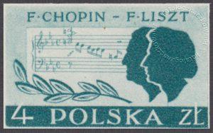 Dzień Znaczka Warszawa - Budapeszt - 840