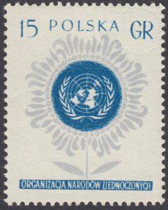 Organizacja Narodów Zjednoczonych - 855B