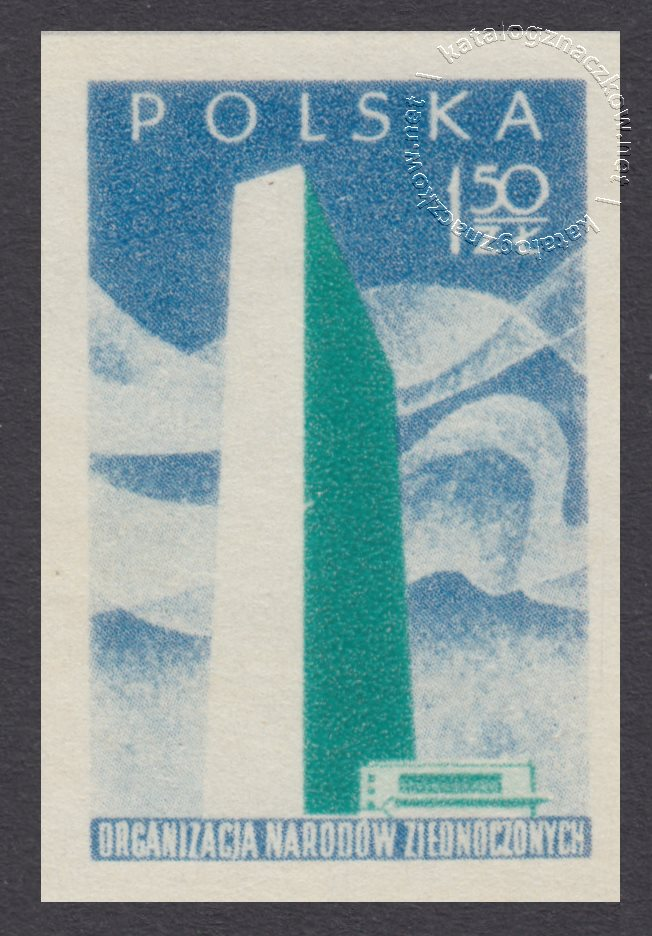 Organizacja Narodów Zjednoczonych znaczek nr 857