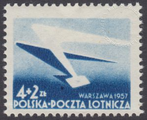 VII Ogólnopolska Wystawa Filatelistyczna w Warszawie - 859