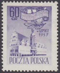 Światowy Kongres Związków Zawodowych w Lipsku - 884