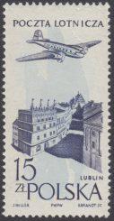Wydanie na przesyłki lotnicze - 895