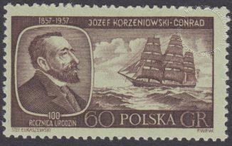 100 rocznica urodzin Józefa Conrada-Korzeniowskiego - 898