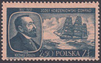100 rocznica urodzin Józefa Conrada-Korzeniowskiego - 899