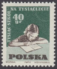 Tysiąc szkół na tysiąclecie - 986
