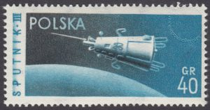Loty kosmiczne - 983B