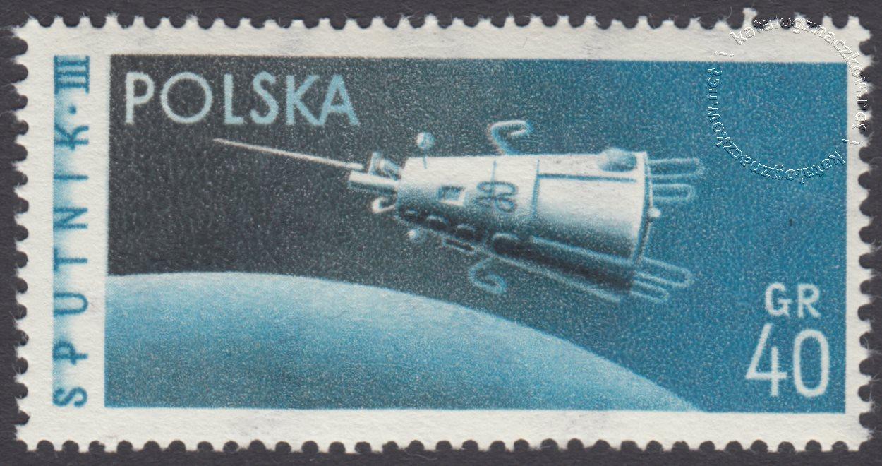 Loty kosmiczne znaczek nr 983B