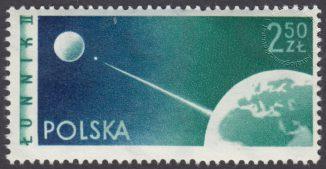 Loty kosmiczne - 985B