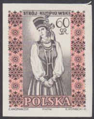 Polskie stroje ludowe - 997A
