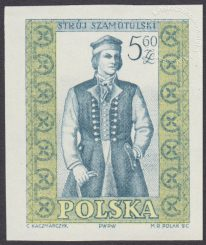 Polskie stroje ludowe - 1002A