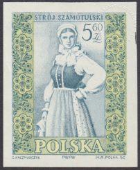 Polskie stroje ludowe - 1003A