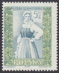 Polskie stroje ludowe - 1003B