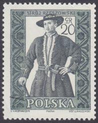 Polskie stroje ludowe - 994B