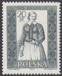Polskie stroje ludowe - 995B