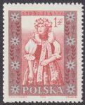 Polskie stroje ludowe - 999B