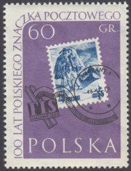 100 lecie polskiego znaczka pocztowego - 1008
