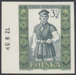 Polskie stroje ludowe - 1016A
