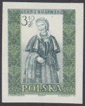Polskie stroje ludowe - 1017A