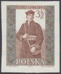 Polskie stroje ludowe - 1018A