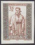 Polskie stroje ludowe - 1019A