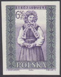 Polskie stroje ludowe - 1021A