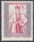 Polskie stroje ludowe - 1012B