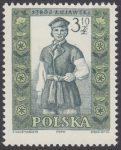 Polskie stroje ludowe - 1016B