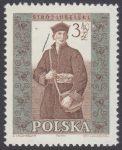 Polskie stroje ludowe - 1018B
