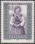 Polskie stroje ludowe - 1021