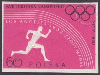 XVII Igrzyska Olimpijskie w Rzymie - 1023A