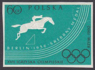 XVII Igrzyska Olimpijskie w Rzymie - 1025A