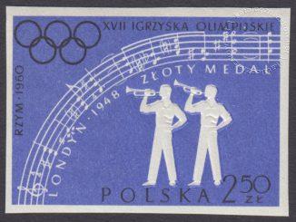 XVII Igrzyska Olimpijskie w Rzymie - 1026A