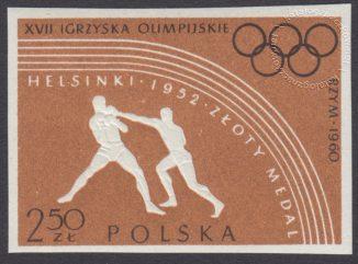 XVII Igrzyska Olimpijskie w Rzymie - 1027A