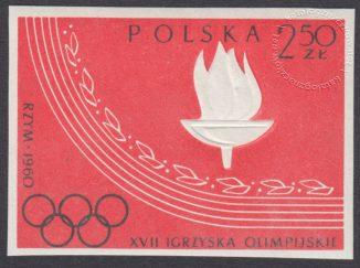 XVII Igrzyska Olimpijskie w Rzymie - 1028A