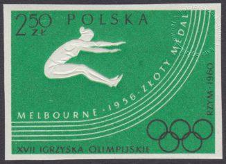 XVII Igrzyska Olimpijskie w Rzymie - 1029A