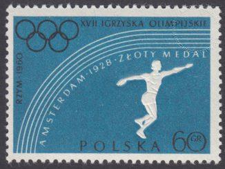XVII Igrzyska Olimpijskie w Rzymie - 1022