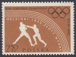 XVII Igrzyska Olimpijskie w Rzymie - 1027B