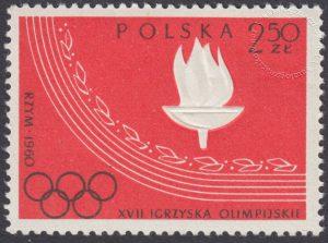 XVII Igrzyska Olimpijskie w Rzymie - 1028B