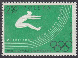 XVII Igrzyska Olimpijskie w Rzymie - 1029B