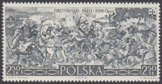 550 rocznica bitwy pod Grunwaldem - 1032