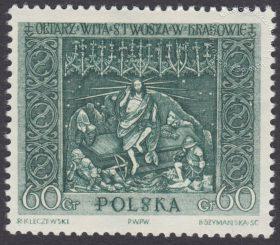 Ołtarz Wita Stwosza - 1038
