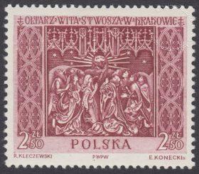 Ołtarz Wita Stwosza - 1039