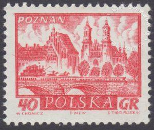 Historyczne miasta polskie - 1047