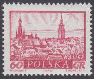 Historyczne miasta polskie - 1049
