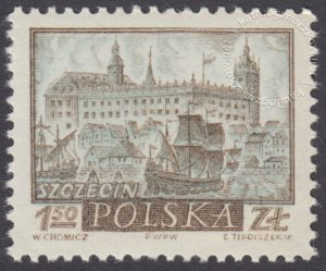 Historyczne miasta polskie - 1055
