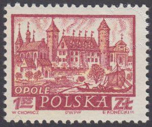 Historyczne miasta polskie - 1056
